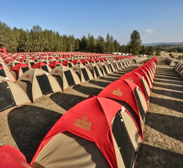 Large-scale Camps